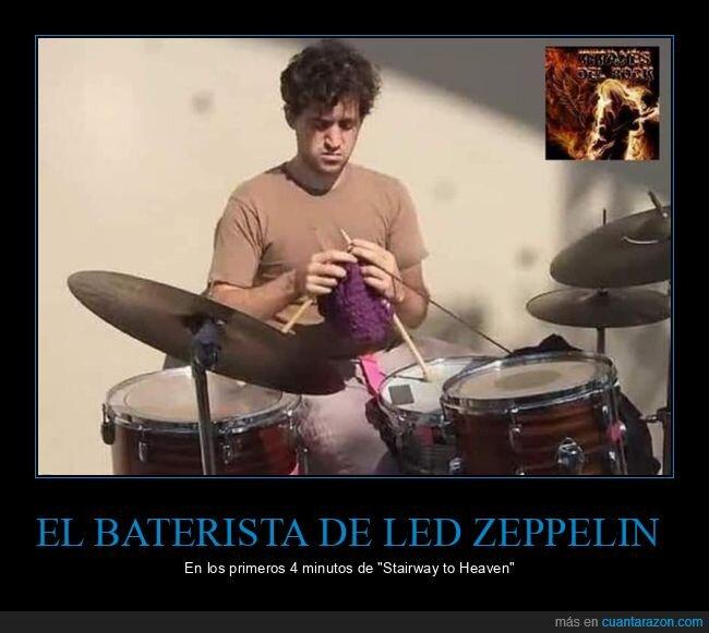 baterista,led zeppelin,stairway to heaven