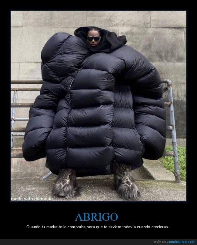 abrigo,gigante