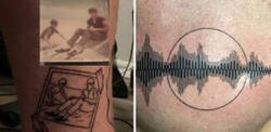 Enlace a Hermosos tatuajes que te conmoverán por el significado que tienen detrás
