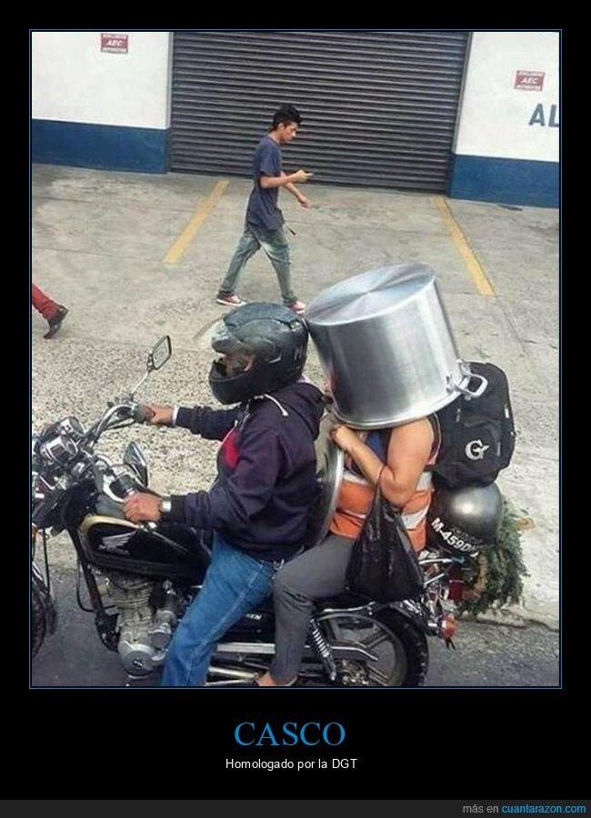 casco,motos,olla,wtf