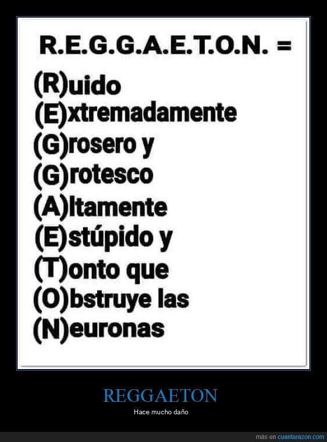 basura,reggaeton