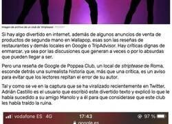 Enlace a La surrealista reseña de unos españoles sobre un club de 'striptease' de Roma: