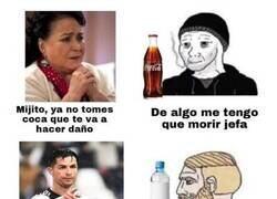 Enlace a Tu madre VS Cristiano Ronaldo