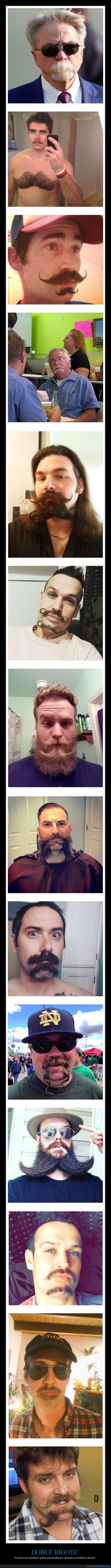 bigote,doble,ridículo,wtf