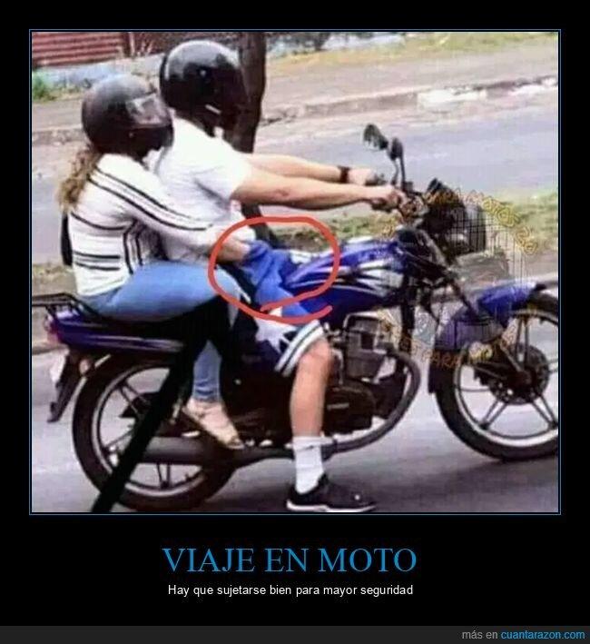 agarrarse,motos,wtf