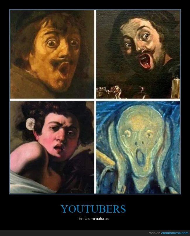 arte,miniaturas,youtubers