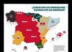 Enlace a Las cervezas más consumidas en España