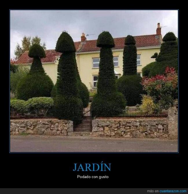 forma,jardín,podar,wtf