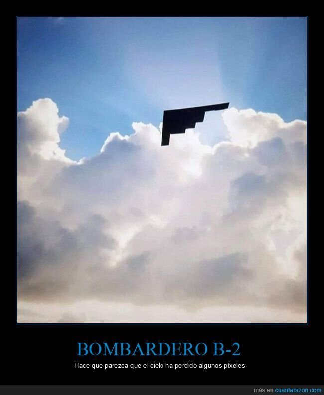 bombardero b-2,cielo,píxeles