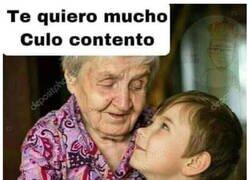 Enlace a Amor de abuela