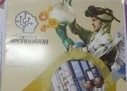 Enlace a Aprende ciencias con Jesse Pinkman