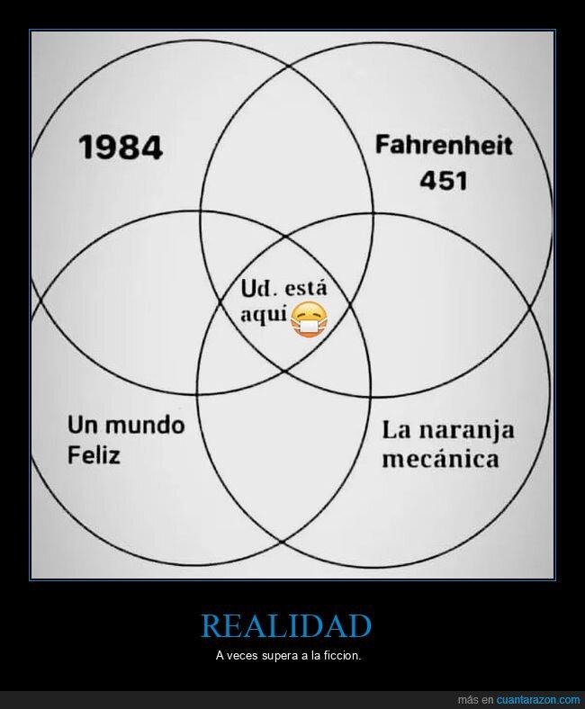 1984,ficcion,realidad