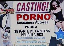 Enlace a El casting que estabas esperando