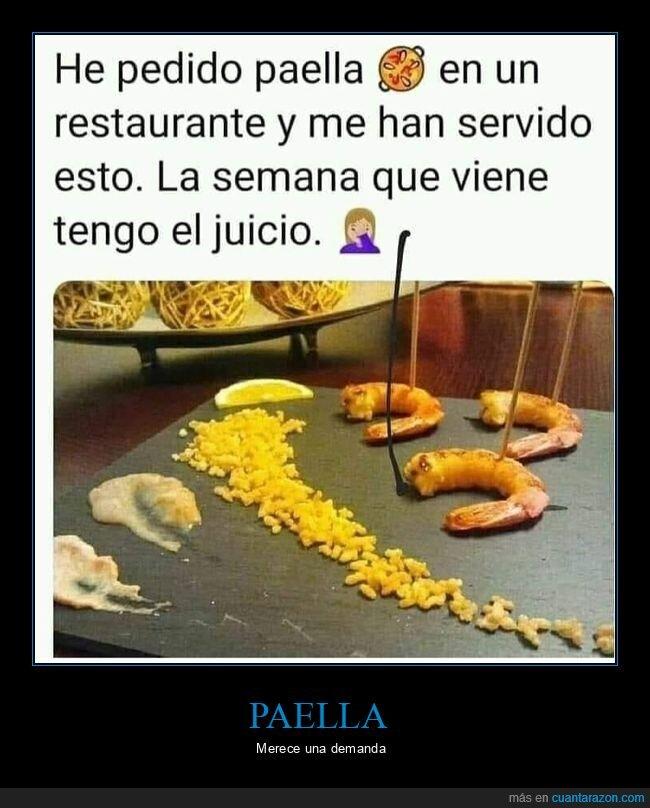 paella,restaurante,wtf