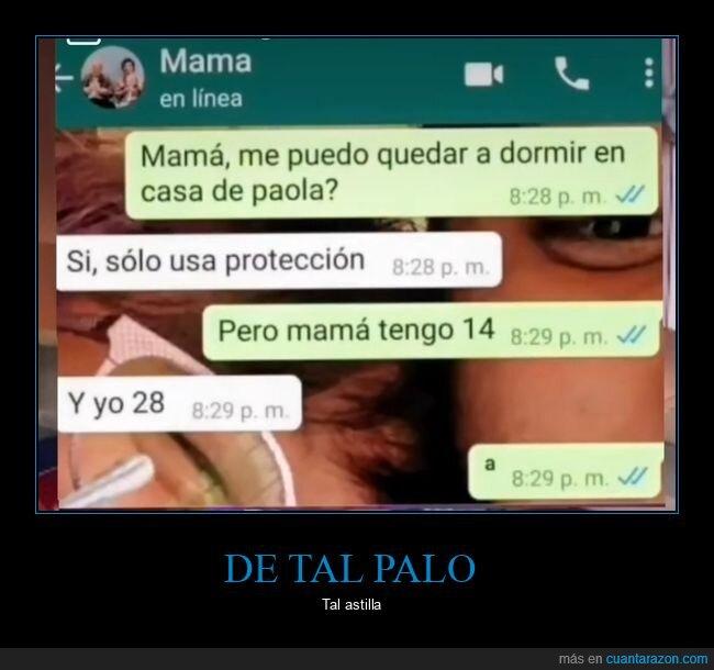 edad,hija,madre,whatsapp