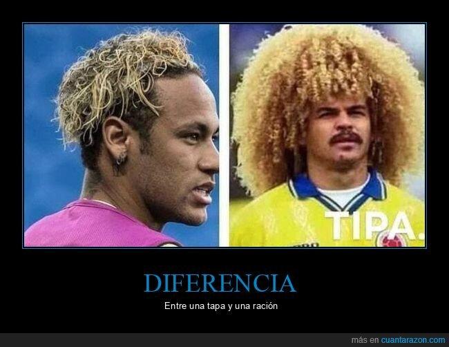 diferencia,pelo,ración,tapa