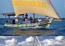 Enlace a Creando conciencia sobre la contaminación en los océanos