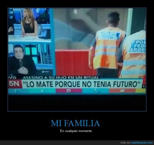 familia,futuro,hijo,matar