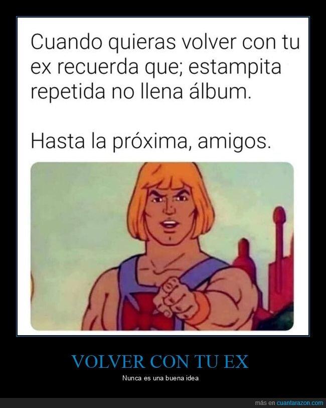 ex,he-man,pareja