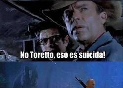 Enlace a Toretto VS T-Rex