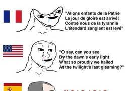 Enlace a Himnos nacionales