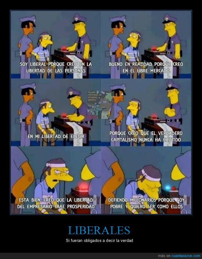 defender,liberales,millonarios,moe,polígrafo,simpsons