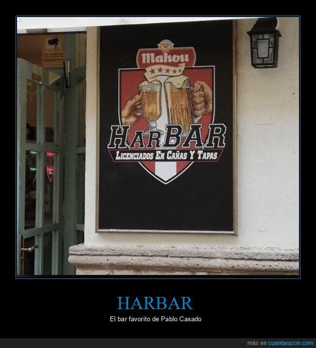 bar,harbar,hardvard,nombres