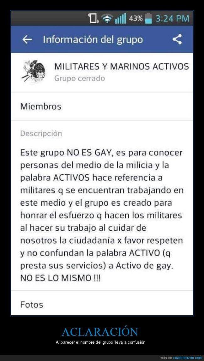 activos,facebook,gay,marinos,militares