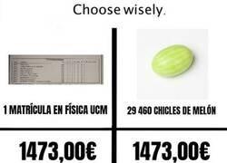 Enlace a Tú eliges