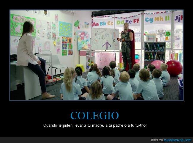 colegio,thor