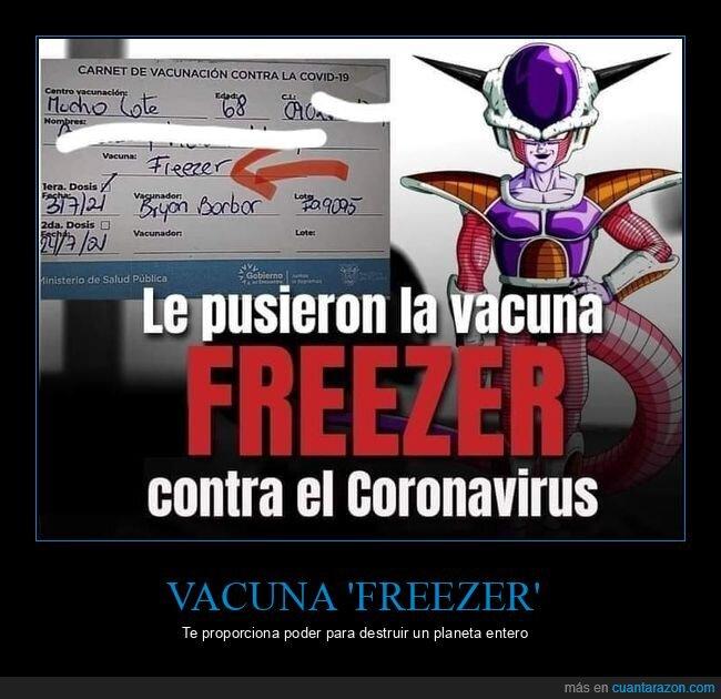 dragon ball,fails,freezer,vacuna