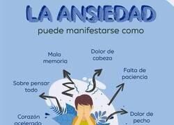 Enlace a Ansiedad en sus distintas formas
