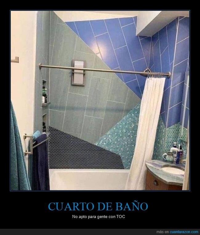 cuarto de baño,toc,wtf