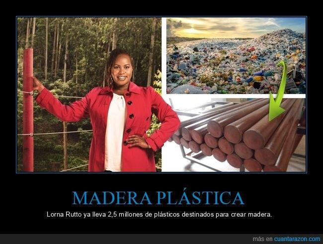plástico,reciclaje