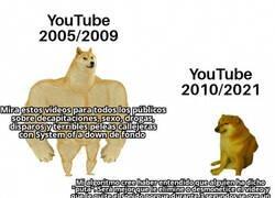 Enlace a Youtube, tú antes molabas...