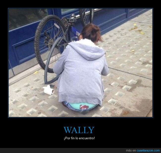 bragas,wally