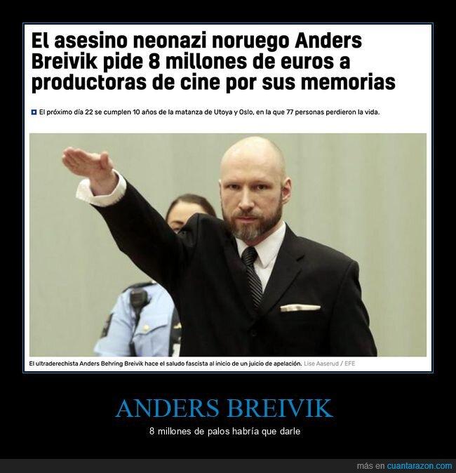 anders breivik,aportes,memorias,productoras