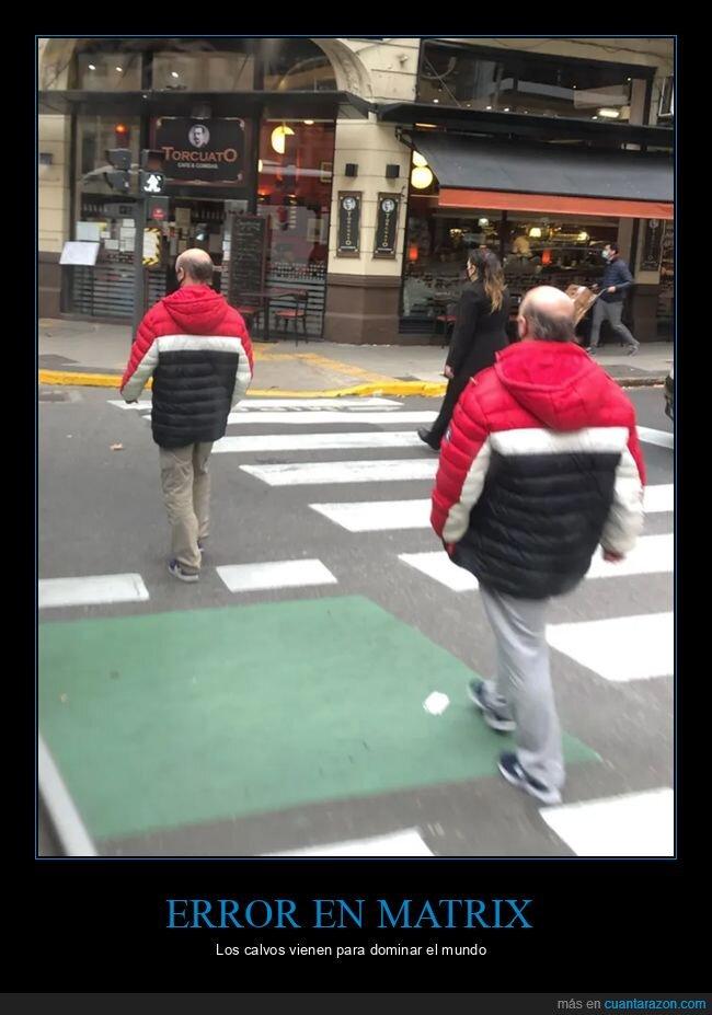 abrigo,calvos,error,iguales,matrix