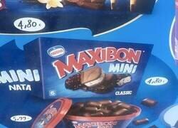 Enlace a ¿¿¿MAXIBON MINI???