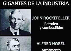 Enlace a Los gigantes de la industria
