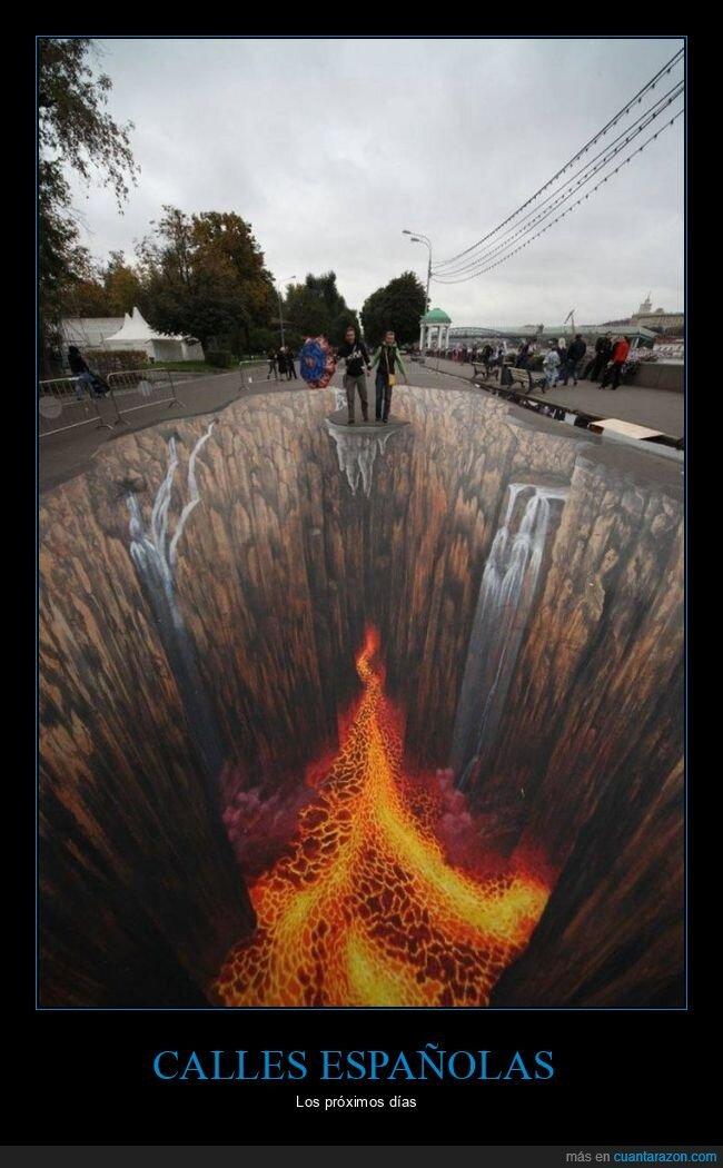 calor,infierno,lava,volcán