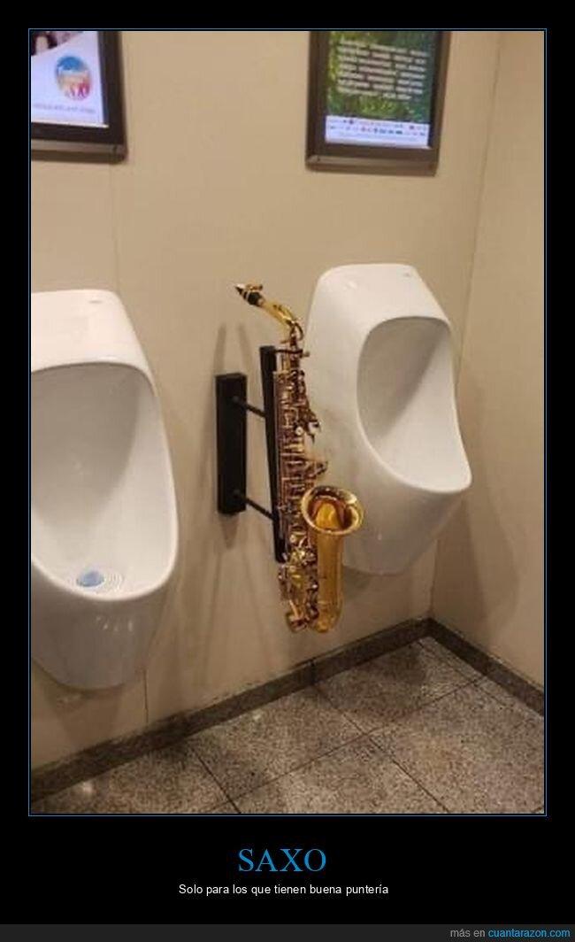 mear,retrete,saxofon
