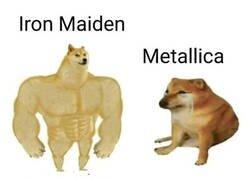 Enlace a La gente está enloquecida con lo último de Metallica