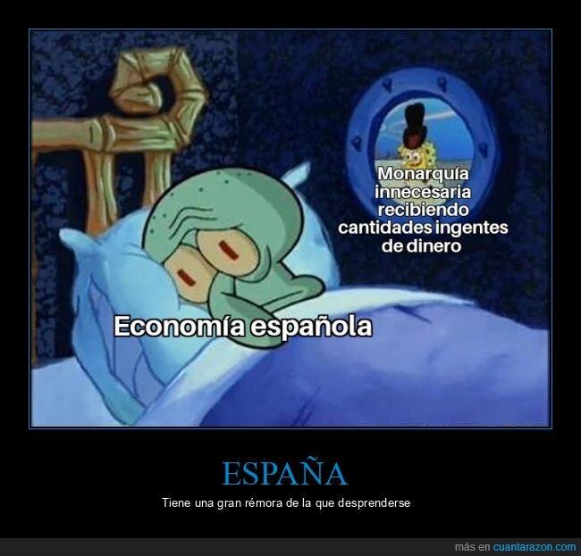 economía,España,gobierno,monarquía,real