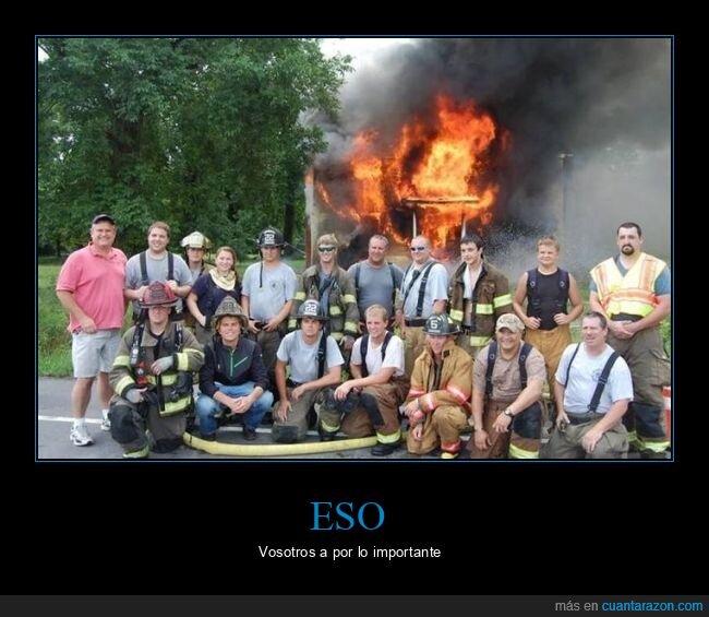 bomberos,fuego,incendio