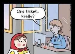 Enlace a ¿Solo una entrada? ¿Seguro?