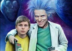 Enlace a Rick And Morty live action