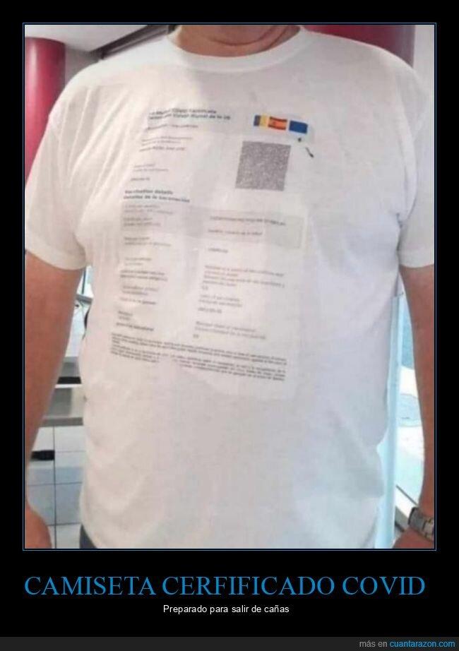 camiseta,certificado,covid