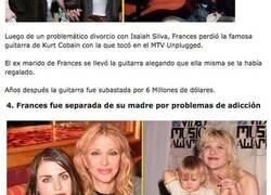 Enlace a Frances, la hija de Kurt Cobain, siempre ha vivido entre polémicas, aquí tienes las 8 más heavys que ha vivido