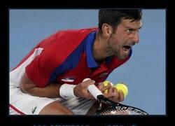 Enlace a Saber llevar la presión: nivel Djokovic